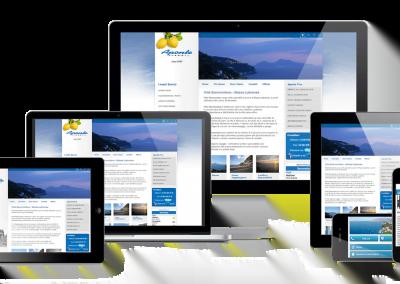Scott Baxter Marketing Web Design SEO Client